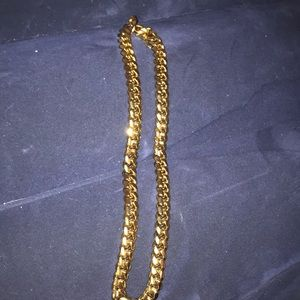Other - Cuban link chain 18k
